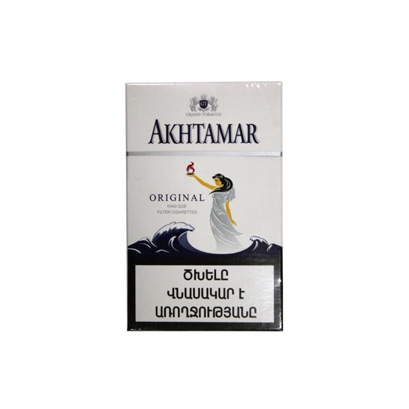 Купить сигареты akhtamar original электронная сигарета одноразовая лаки стар